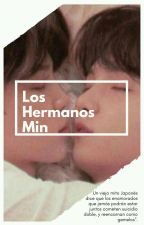 Los Hermanos Min || Yoonmin  by xTkyjvjxx