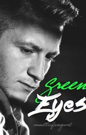 Green Eyes » Reus by multiifxngurl