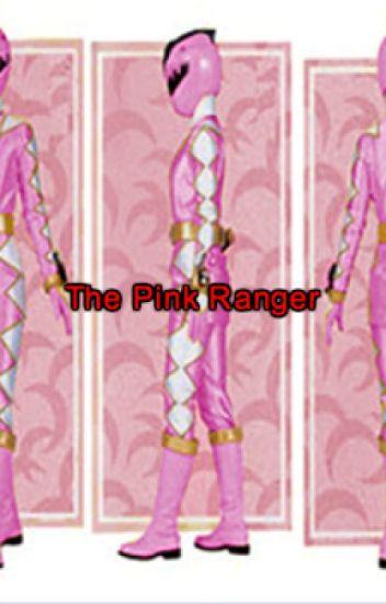 The Pink Ranger: Power Rangers Dino Thunder - UVA_Pumpkin