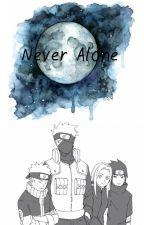 Never Alone by mayafae-