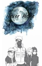 Never Alone by JusttWright