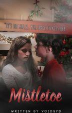 Mistletoe ➳ Sydney and Caleb by voidsyd