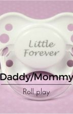 Mommy/Daddy kink ~Roll Play~ by Lagrima_08