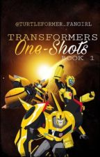 Transformers One-Shots Book 1 by turtleformer_fangirl