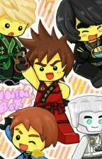 Ninjago: BECKY XD  by Beckysec4