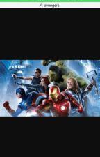 Avengers Next Gen 30 days till Marriage RP by Summer_Shyla14