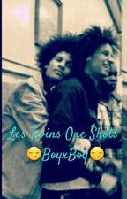 Les Twins One Shots BoyxBoy by Darkflower40942