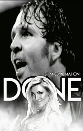 Done // Charlotte Flair & Dean Ambrose by shanesmcmahon