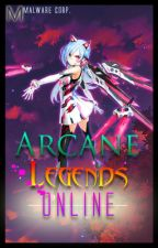 Arcane Legends Online (ALO) by dane_8462