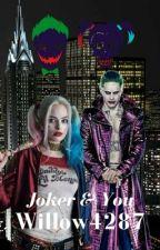 Joker Imagines  by Willow4287