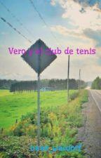 Vero y el club de tenis by bass_waldorf