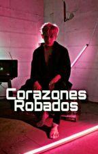 Corazones Robados (Wonho y tú) by 127Park_Ha_Ra