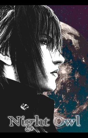 Night Owl - Final Fantasy XV - NoctisxReader by KitCatCalico