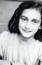 Anne Frank diary by AlexanderJamesDeGuzm