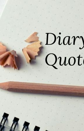 Diary's Quotes by slvia28