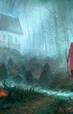"""el lobo y yo """"caperucito rojo"""" yaoi by elektel"""