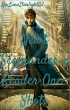 Newt Scamander x Reader One-Shots by MagicalFangirl02