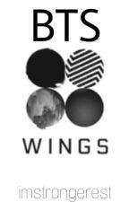 BTS Wings by ImStrangerest