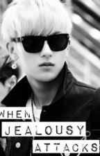 When Jealousy Attacks (EXO FanFic) by KathlynDeniseIsaac