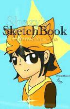 Shazy's SketchBook by GeminiShaz_wina