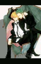 [Zoro & Sanji One Piece ] LET ME KISS YOU by tranvubao