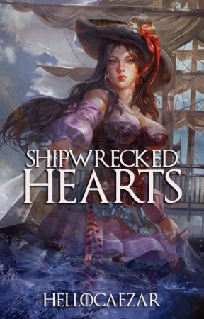 Shipwrecked Hearts (To be published under PSICOM Publishing Inc.) by CHISENPAI