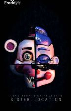 Five Nights At Freddy's - Fanfiction by zsombi88