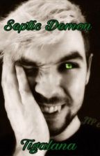 •Septic Demon• antisepticeye x reader by Galactopia