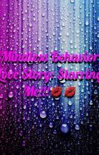 Mindless behavior love story starring me!!!?? by Jazzylila3321