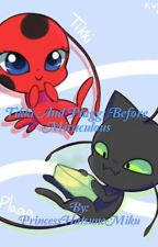Tikki and Plagg: Before Miraculous  by Doveliator15