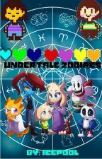 Undertale Zodiacs by icepool