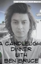 Candlelight Dinner with Ben Bruce by only_harlile_fuentes