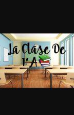La Clase De 1'A by Tini123paumar