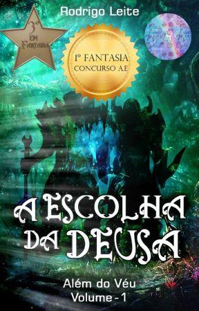 A Escolha da Deusa by RodrigoLeite93