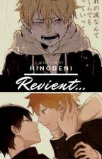 Revient... [KageHina #3] by OtakuFolle