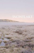 snowflake | yoonkook by tysiaaczeq