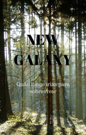 New Galaxy by Mckenziepitt
