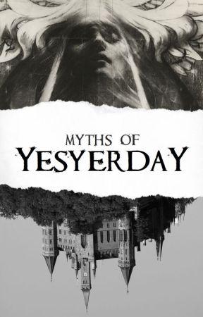 Myths of Yesterday by MafaldaV7