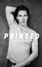 Printed - Sheriarty AU [ON HOLD] by imsuchafangirl4