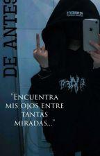 De Antes (BTS Y TU)  by 199MinMin17