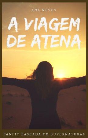 A Viagem de Atena by AnaONeves
