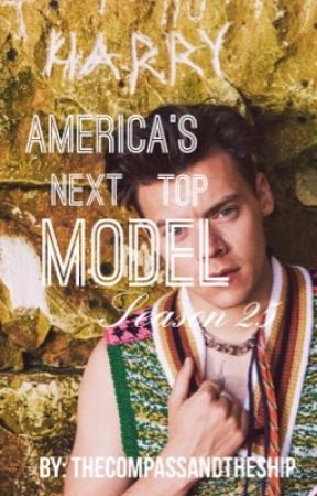 Americas Next Top Model (larry) by ButTheCompassAndShip