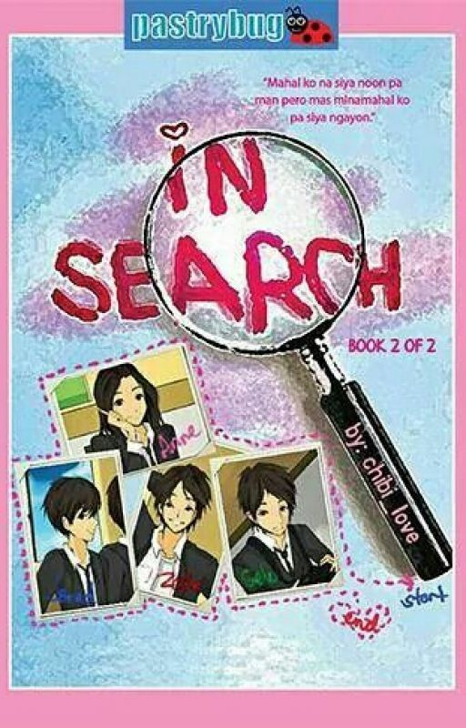 In Search (It All Starts Here) - PUBLISHED under LIB Creatives by chibi_love