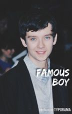 Famous Boy(Asa Butterfield) by knicol10
