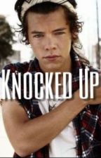 Knocked Up // hs  by harrystyaf