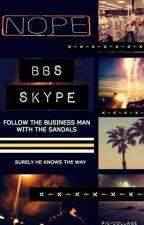 Skype - BBS ships (EXTREMELY SLOW) by MoonSamaaAAAA
