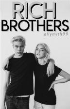 Rich brothers [Actualizaciones lentas] by AllySmith99