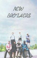 new Stepbrothers ( BTS FF )#watty2017 by taekookie242