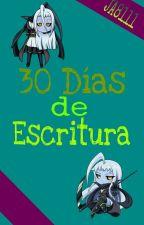 30 Dias de escritura. by JA8111