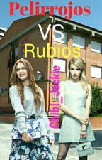 Pelirrojos VS Rubios|ZODIACO|[PRÓXIMAMENTE][SG #4] by Chibi_Jackie